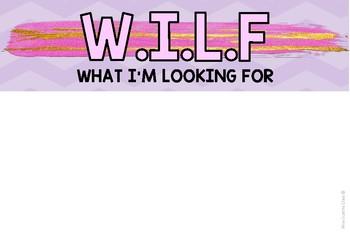 WALT & WILF Posters