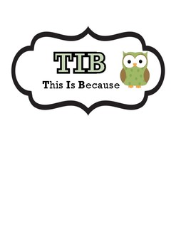 *FREEBIE* WALT WILF TIB Owl Cards