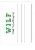 WALT WILF TIB WINK