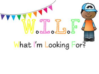 WALT WILF WTM