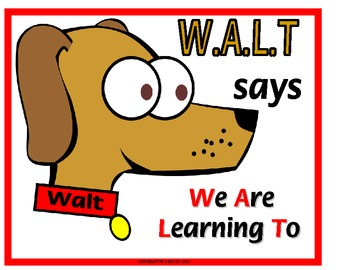 WALT and WILF - Cat and Dog Posters
