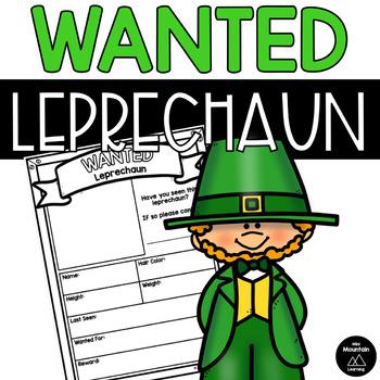 WANTED Leprechaun