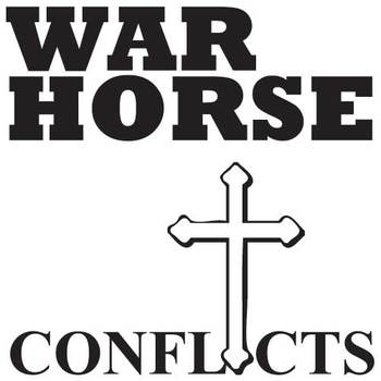 WAR HORSE Conflict Graphic Organizer - 6 Types of Conflict
