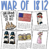 WAR OF 1812 Posters   Coloring Book Pages   American History Project