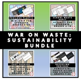 WAR ON WASTE: SUSTAINABILITY BUNDLE