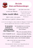 WAS DENKST DU? German Quotes for speaking / discussion, to