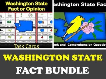 WASHINGTON STATE FACT BUNDLE!