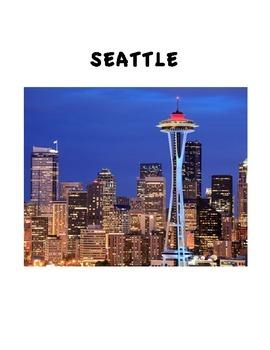 WASHINGTON FACTS UNIT:  STATE UNIT (GRADES 3 - 5)