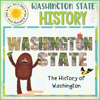WASHINGTON STATE - History