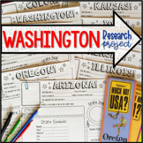 My State Research Project – WASHINGTON!