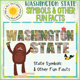 WASHINGTON STATE - Symbols and Other Fun Facts