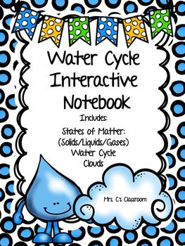 WATER CYCLE / CLOUDS / MATTER (Solids / Liquids / Gases) I