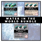 WATER IN THE WORLD BUNDLE