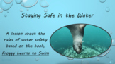 WATER SAFETY FROGGY LEARNS TO SWIM Ready 2 Use SEL LESSON 5 Vid