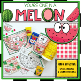 WATERMELON ARTIC FEEDING MOUTH PREPOSITIONS SPEECH THERAPY