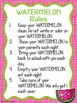 W.A.T.E.R.M.E.L.O.N. Folder Parent Communication Tool