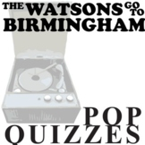 THE WATSONS GO TO BIRMINGHAM 15 Pop Quizzes Bundle
