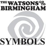 THE WATSONS GO TO BIRMINGHAM Symbols Analyzer