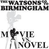 THE WATSONS GO TO BIRMINGHAM Movie vs. Novel Comparison