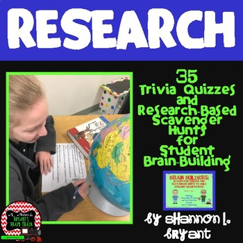 Brain Builders and Critical Thinking Quizzes