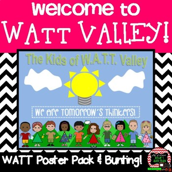 Back to School Classroom Posters