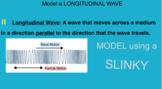 WAVES 3 - Models of transverse and longitudinal waves