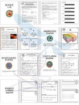 WAVES AND THE ELECTROMAGNETIC SPECTRUM - Demos, Labs and Science Stations