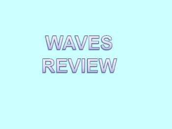 WAVES - review