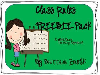 WBT Class Rules!