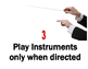 WBT Inspired Rules for the String Orchestra Classroom