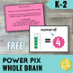 Whole Brain Teaching Math Power Pix Free