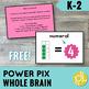 WBT Math Power Pix Freebie