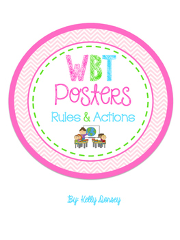 WBT Posters