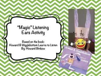 Magic Ears Activity