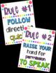 WBT Rules Rainbow Theme