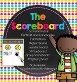 Whole Brain Teaching Scoreboard Ultimate Pack {WBT FREEBIE}