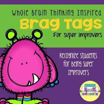 WBT Super Improver Brag Tags
