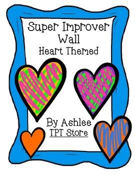 WBT Super Improver Wall Heart Theme