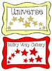 WBT Super Improver Wall Star/Universe Theme