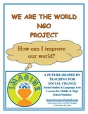 WE ARE THE WORLD NGO PROJECT