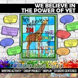 We Believe in the Power of Yet, Writing Activity, Collaborative Poster