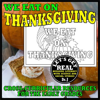 WE EAT ON THANKSGIVING