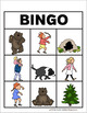 WE'RE GOING ON A BEAR HUNT  FREE BINGO SET