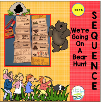 WE'RE GOING ON A BEAR HUNT SEQUENCING