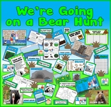WE'RE GOING ON A BEAR HUNT STORY TEACHING RESOURCES SACK E