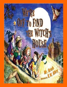 WE'RE OFF TO FIND THE WITCH'S HOUSE -- A Halloween Reader's Theater