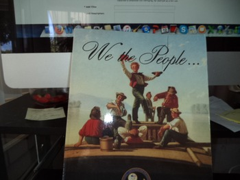 WE THE PEOPLE    ISBN 089818-1101-0