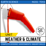 WEATHER AND CLIMATE Unit - 5E Model