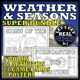 WEATHER AND SEASONS SUPER BUNDLE