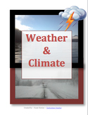 WEATHER & CLIMATE: NGSS for 3rd Grade